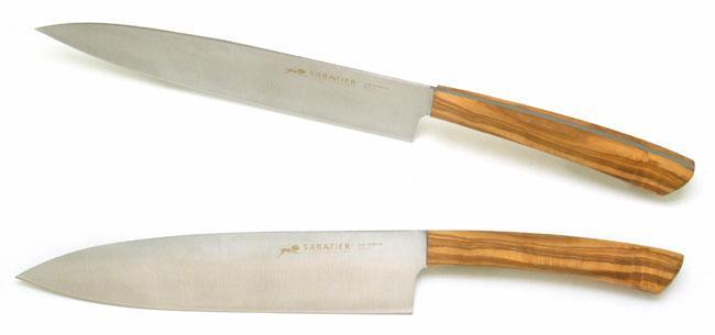 Couteau minceur de cuisine sabatier lion - Couteau cuisine sabatier ...