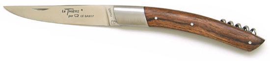 couteau de poche tire bouchon