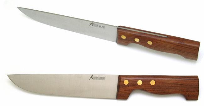 couteau boucher