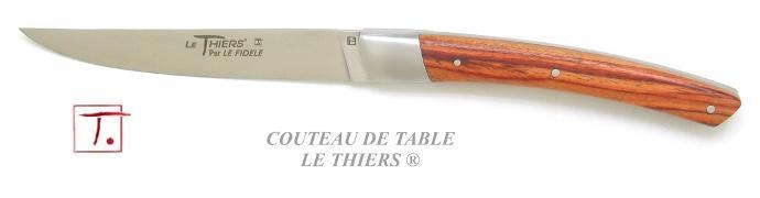 Couteau de table LE THIERS®